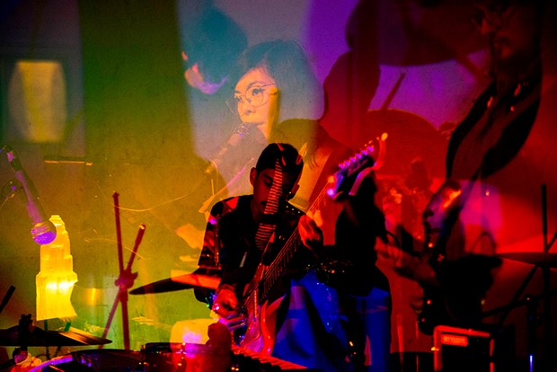 Sonoda plays the Outer Space at 7 p.m. on Wednesday, June 19.