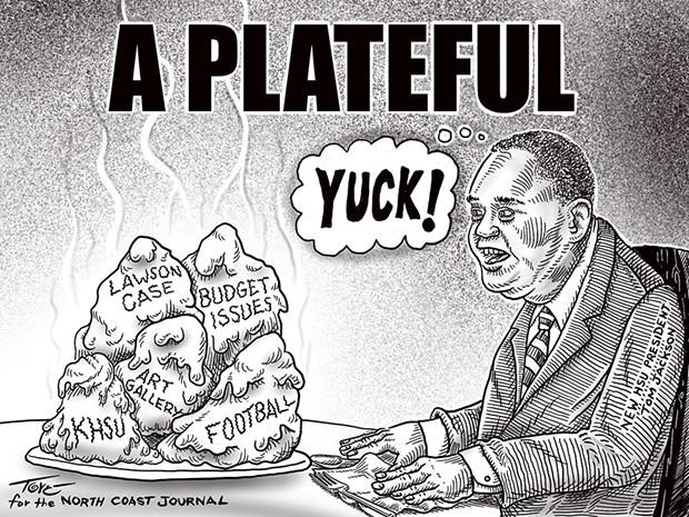 A Plateful