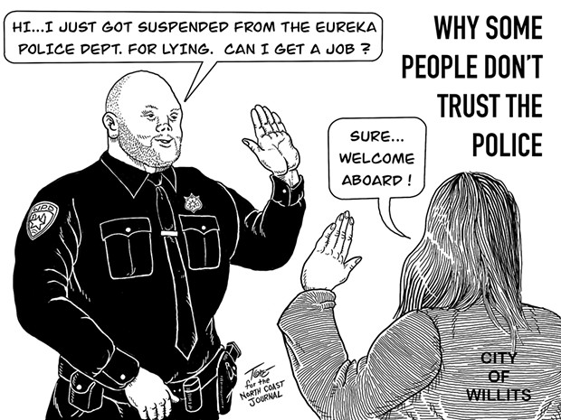 Why Some People Don't Trust the Police