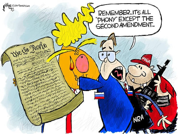 Phony Constitution