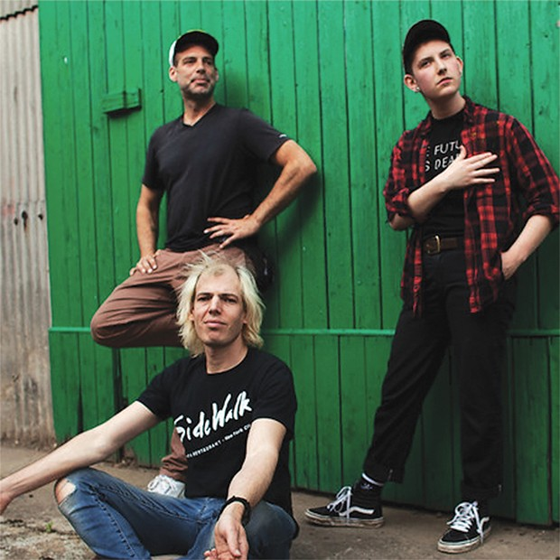 Jeffrey Lewis and The Voltage play the Outer Space on Wednesday, Nov. 13 at 7 p.m.
