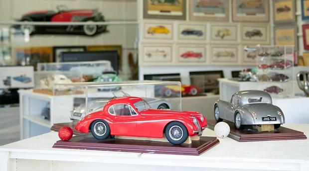 Carl's Car World.