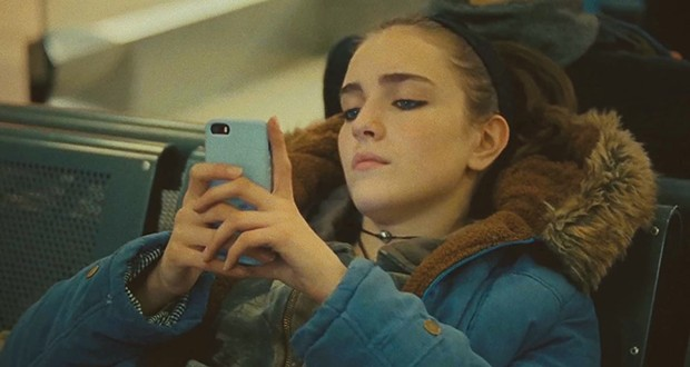 The detached serenity of teens casually destroying you on social media.