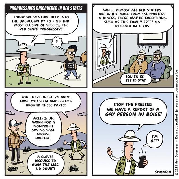 Red State Progressives