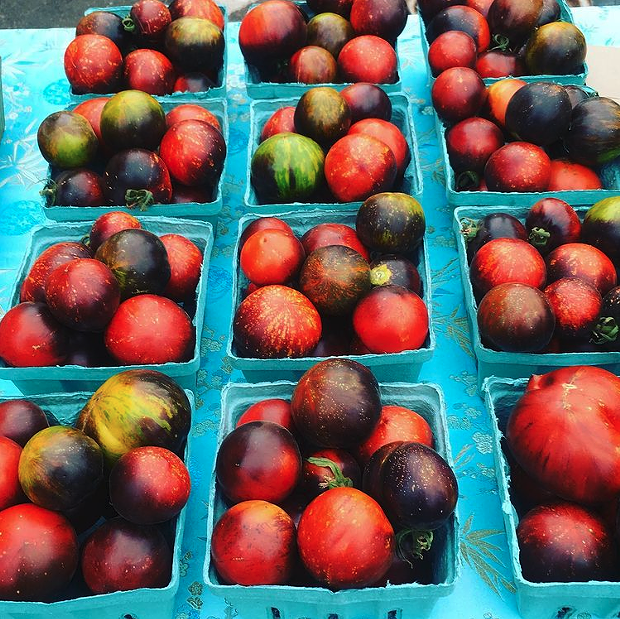 Small Fruits Farm will be at the Willow Creek Market.