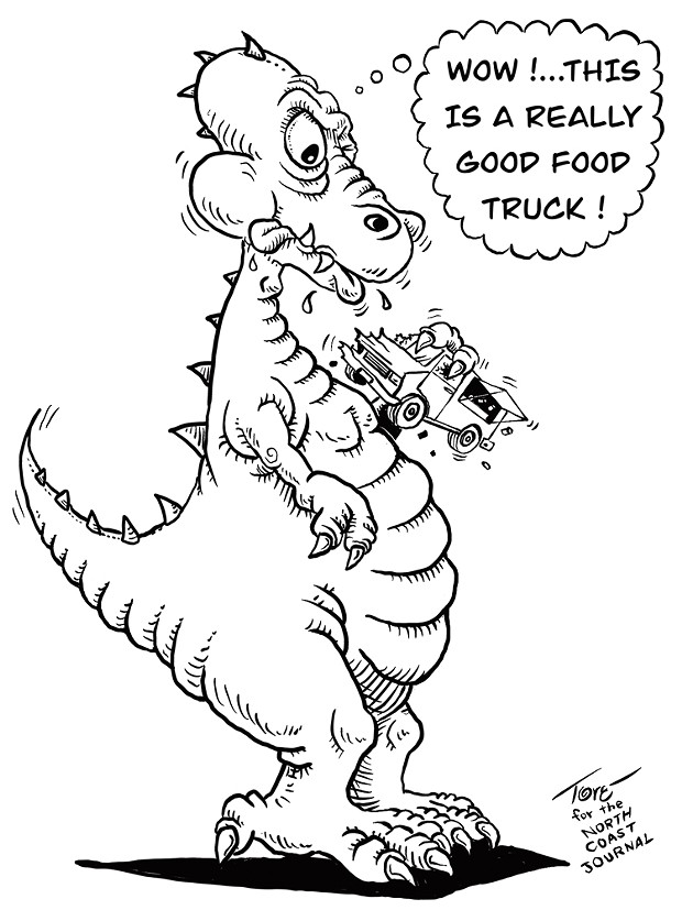 Really Good Food Truck