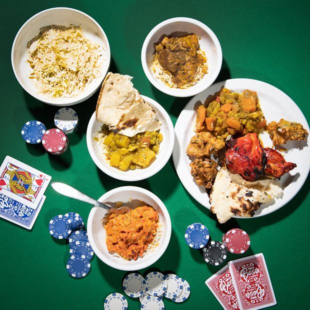 Best Buffet: Tandoori Bites