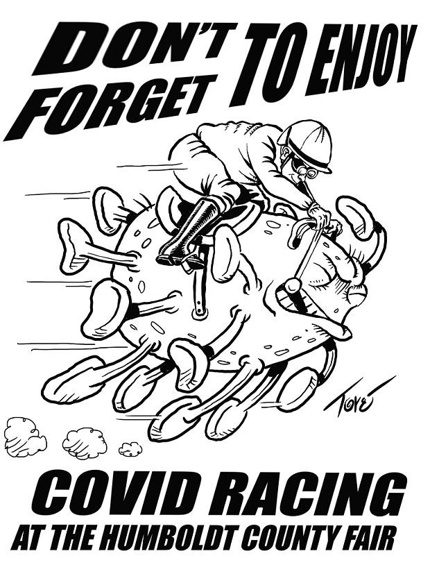 Covid Racing