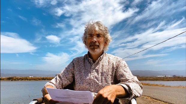 Humboldt State University social work professor and Director of the Altruistic Behavior Institute Ronnie Swartz.