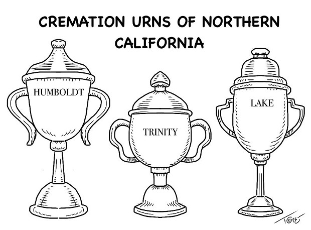 Cremated California