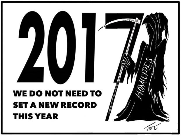2017 Homicides