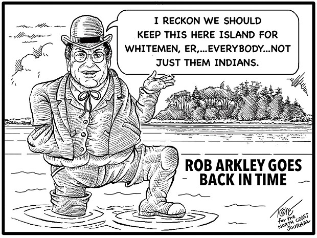 Rob Arkley Goes Back In Time