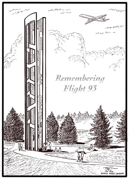Remembering Flight 93 - TERRY TORGERSON