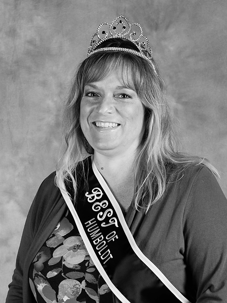 Nicole Bradley of Sequoia Humane Society. - MARK MCKENNA
