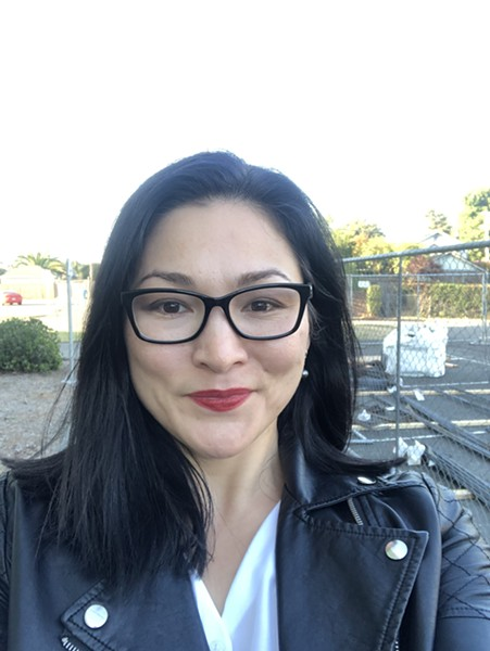 Jennifer Fumiko Cahill