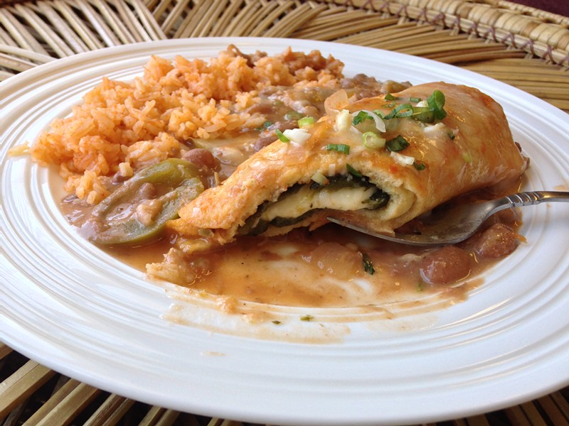 Mexican brunch? We say yes. - JENNIFER FUMIKO CAHILL