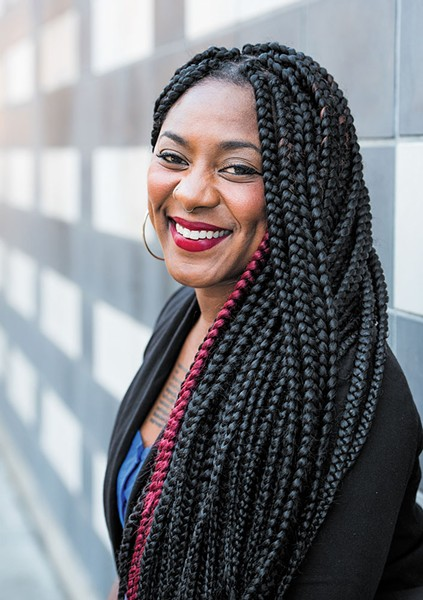 Alicia Garza - PHOTO COURTESY OF THE ARTIST