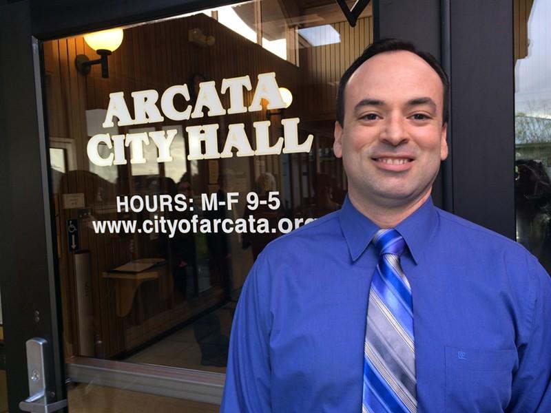 Brett Watson - COURTESY OF THE CITY OF ARCATA