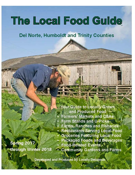 LOCAL FOOD GUIDE COVER