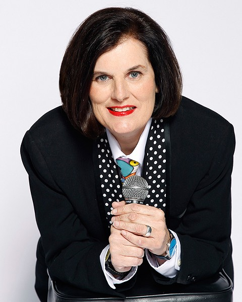 Paula Poundstone - COURTESY OF THE ARTIST