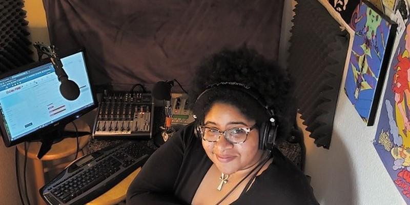 Black Voices Humboldt Wins Radio Mercury Award