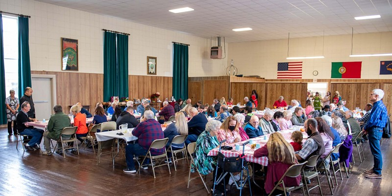 Fatima Feast The Portuguese Hall hosted the Our Lady of Fatima Celebration in Ferndale on Sunday. Mark McKenna