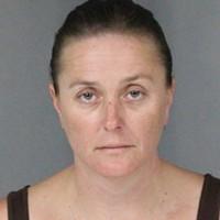 Marci Kitchen's Sept. 3 jail booking photo.