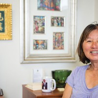 Between Blue Angel Village, her day center and a clandestine sanctuary camp she started last fall, Betty Chinn has helped house 155 people in the last 13 months.