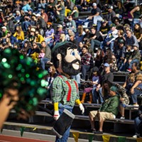 Fans Say Goodbye to HSU Football (With Video)