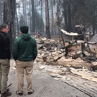 North Coast Legislator Heading Effort to Identify Fire Victims