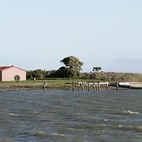 Tuluwat, on Indian Island.