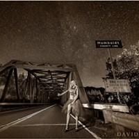 North Coast Night Lights: Cooks Valley Bridge (2)