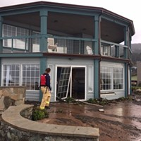 Eight Shelter Cove Homes Damaged as Massive Waves Pound the Coast (6)