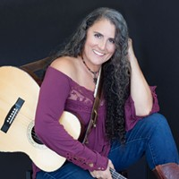 Alice DiMicele plays the Arcata Playhouse on Thursday, March 14 at 7:30 p.m.