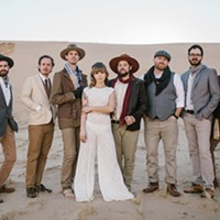 The Dustbowl Revival plays the Arkley Center for the Performing Arts at 8 p.m. on Saturday, March 30.