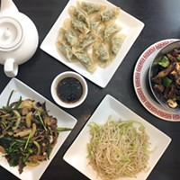 Familiar flavors from Szechuan Garden's not-so-secret menu.