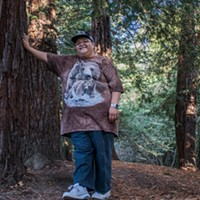 Henry Frank, who spent two decades in prison for a drive-by shooting at the Bayshore Mall, now lives in Novato and works for the William James Association and serves as vice president of the Museum of the American Indian.