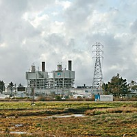Humboldt Bay Power Plant.