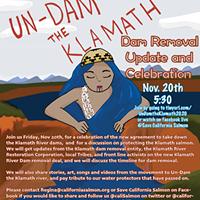 Un-Dam the Klamath (Virtual) Celebration