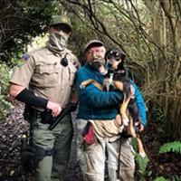 Humboldt County Sheriff Deputies Reunite Dog/Owner