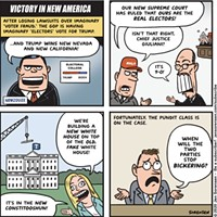 Victory in New America