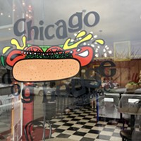 Sweet Home for Chicago Dog House