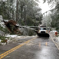 Scenes from the Storm as Blustery Weather Continues (Slideshow)