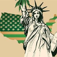 Legalization and Vaccination