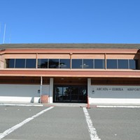 The California Redwood Coast – Humboldt County Airport.