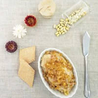 A take on a beloved Romanian spread with local beans.