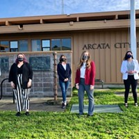 Arcata Seeking Applicants to Fill Council Seat