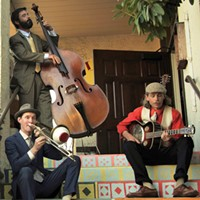 James Zeller Trio plays the Art Market in Arcata on Sunday, July 23 at 11 a.m.