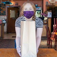 The CDC is once again recommending everyone — including the fully vaccinated — wear masks in public spaces in areas of high COVID-19 transmission, which includes Humboldt County.
