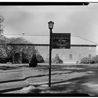 Chemawa Indian School's Winowa Hall.